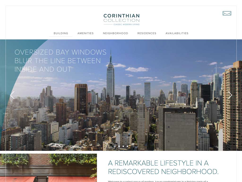 CorinthianCollection.com